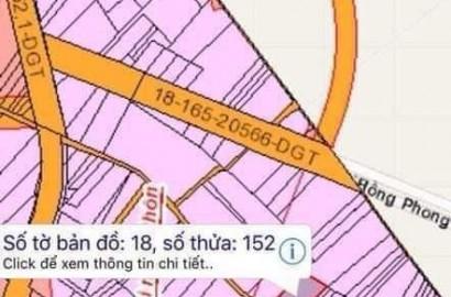 VĨNH THANH 4022M2 CLN ĐƯỜNG XE TẢI BON BON GIÁ BAO ĐẦU TƯ