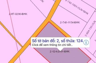 ĐẤT CHÍNH CHỦ GỞI BÁN GIÁ RẺ BÈO NHÈO CHỈ 4,5TR/M2